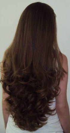 Haircuts For Long Hair With Layers, Haircuts Straight Hair, Long Layered Haircuts, Haircut Long Hair, U Cut Hairstyle, Long Hair Cuts Straight, Hairdo For Long Hair, Long Haircuts, Modern Haircuts