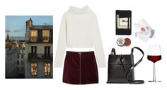 """""""steel me with your kiss"""" by ahessah on Polyvore featuring iittala, Kara, Moleskine, Haider Ackermann and MANGO"""