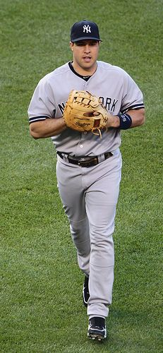 Mark Teixeira..#25 How am I supposed to function without this man on the team next season??