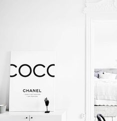 Chanel No5 Newest recruit to the Chanel Collection 🖤 Shop now at my Etsy marketplace 👉 Link in the bio ^ ^ ^ ^ #homestyling #homedecor #decor #interior4all #homeinteriors #newhome #YesssCustomDesigns #Interiordesign #style #blogger #fashion #love #prada #qotd #pradamarfa #chanel #dior #vogue #instadaily #quotes #gallerywall #prints #interiors #instahome #interior123 #monochrome #inspo #homeinspo #pink #bossgirl #CocoChanel