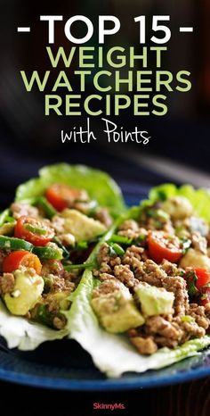 15 Delicious Weight Watchers Chicken Recipes with Smart Points!