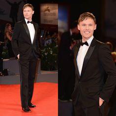 "Male Fashion Trends: Scott Haze en Dior Homme – ""Child of God"" 70th Venice International Film Festival"