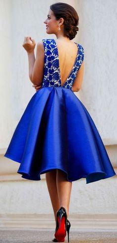 1sillaparamibolso Valerie Open Back Reversible Dress Silvia Navarro F W Collection 15-16 Fall Glam Style Inspo