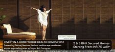 Godrej Nature Plus coming with exclusive apartments at Sector 33 Gurgaon. These apartments are configured with 2/3BHK residences at Sohna Road. The project offering large units ranging from 1350 Sqft - 1950 Sqft to the homebuyers.