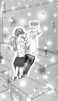 Secret Kiss vol.1 ch.2
