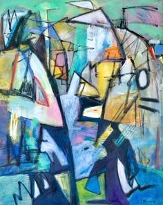 Deep Passage x oil on canvas Nautical Art, Norway, Oil On Canvas, Deep, Abstract, Painting, Inspiration, Biblical Inspiration, Painted Canvas