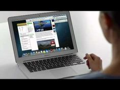 Todas las novedades de OS X Mountain Lion en un vídeo
