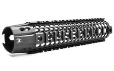 "Spike's Tactical AR15 Handguard Rail LW BAR2 10"" Black - $228.95 Item# RR-SPKSAR2110"