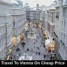 Vienna, Austria, another fairy-tale city Vienna Austria Winter, Vienna Shopping, Rail Europe, Lowest Airfare, Winter Destinations, City Break, Beautiful Places, Amazing Places, The Good Place