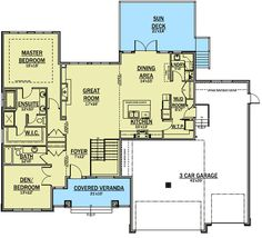 For the Sloping Lot - 81607AB   1st Floor Master Suite, Butler Walk-in Pantry, CAD Available, Canadian, Den-Office-Library-Study, Media-Game-Home Theater, Northwest, PDF, Sloping Lot, Traditional   Architectural Designs