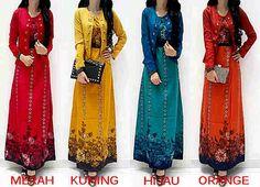 Hijab Maxi Donisha Blazer C447