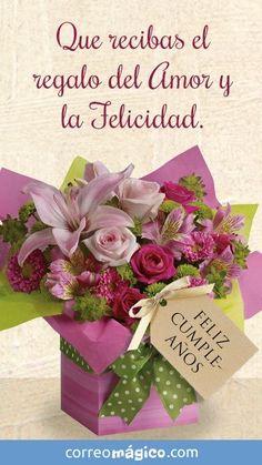 Ramos De Flores Para Felicitar Cumpleanos Bonito Ramos De Flores