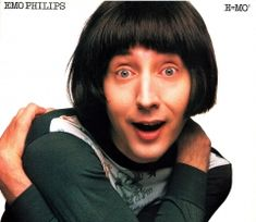 Comedian Emo Philips
