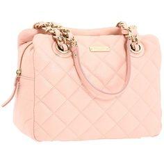Kate Spade Pink Tote Bag.