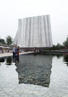 Architecture  Modern design : Snohetta-HilmaAfKlint-Reflect-copyrights-www.mir.no.jpg (9101300)
