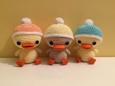 paperella Amigurumi tutorial (schema) - YouTube