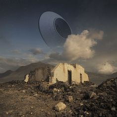 Parallel Worlds by Michal Karcz | Faith is Torment | Art and Design Blog