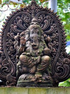 Ganesha (byAnu@MyDreamCanvas)