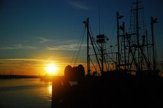 Sunset over Menemsha, one of the things we take for granted every day <3