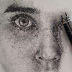 CJWHO ™ (Photo-realistic drawings by Monika Lee Monika...)