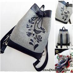 Kolibri No2. 3:1 variálható Fashion Backpack, Backpacks, Bags, Handbags, Backpack, Backpacker, Bag, Backpacking, Totes