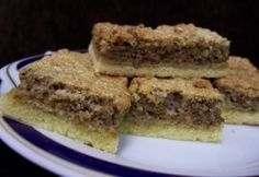 Londoni szelet Cake Recipes, Dessert Recipes, Cake Cookies, Banana Bread, Biscuits, Food And Drink, Cooking Recipes, Sweets, London