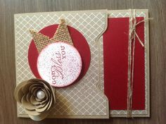 God bless you (Stampin' Up!)