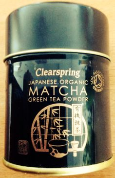 Matcha tea, add to my smoothies for energy