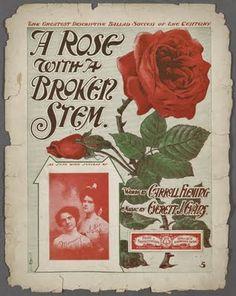 #rose #lettering #vintage