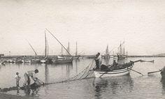 Η προκυμαία της Μυκόνου, 1928