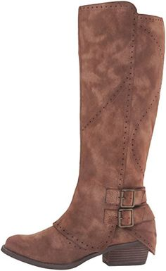 Not Rated Women's Blaire Chelsea Boot, Brown, 6 M US