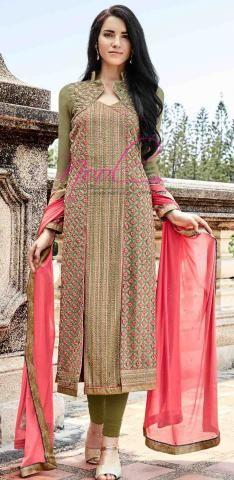 http://www.nool.co.in/product/salwar-suits/hakoba-salwar-kameez-green-georgette-semistitched-sfc3010d15994