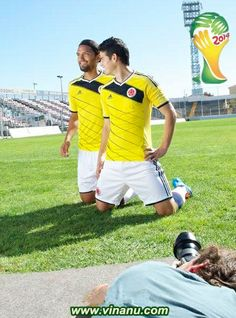 Teammates-Colombia