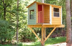 Examples Of The Best Kids Tree House Kits. Kids Tree House Kits San Pedro…