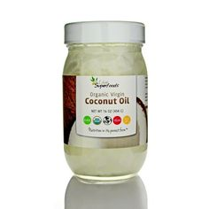 http://livesuperfoods.com/live-superfoods-raw-virgin-coconut-oil.html Coconut oil is the most healing oil you can consume, and the healthiest choice for cooking with. It is rich in lauric acid, which is antimicrobial, antibacterial, antiparasitical, and antiviral. Close to two-thirds of its saturated fat is made up of medium-chain fatty acids, which are actually health promoting and they are antimicrobial, easily digested for quick energy, and beneficial to the immune system.