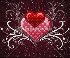 hearts and stars background - Google Search
