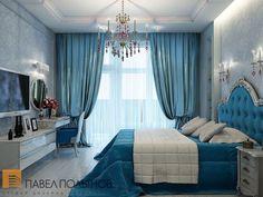 Интерьер спальни #bedroom
