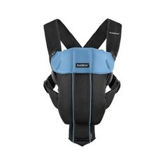 BabyBjorn Baby Carrier Original  Black Light Blue -- You can get additional details at the image link. #ChildCarrierPacks