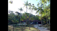 Centro de Visitantes. Reserva Salto Morato. Fonte: Fundação Grupo Boticário.