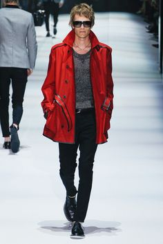 Gucci Spring 2012 Menswear Fashion Show
