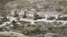 ANOS DOURADOS: IMAGENS & FATOS GRANDE HOTEL DE ARAXÁ 1961
