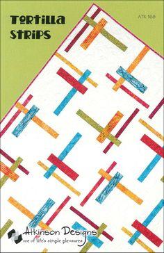Tortilla Strips Pattern -- CreateForLess