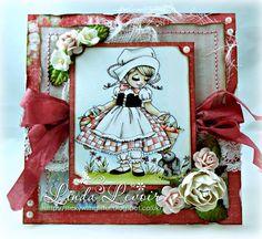 SWG Original Designs: Elisabeth Bell - Apple Nellie