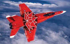 Demo Hornet in flight Military Jets, Military Aircraft, Air Fighter, Fighter Jets, Fighting Plane, Capital Of Canada, Aircraft Painting, Train Art, Aviation Industry
