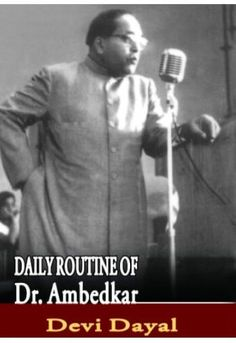 Buy Online Daily Routine Of Dr Ambedkar - Ambedkar World