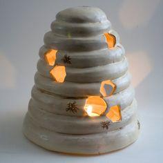 beehive candle