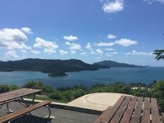 One Tree Hill, Hamilton Island.