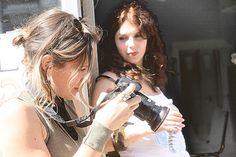 Carla and Natasha