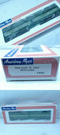 Other S Scale 16509: 4-8252 American Flyer Erie Diesel B Unit With Horn Still In Original Box -> BUY IT NOW ONLY: $69.95 on eBay!