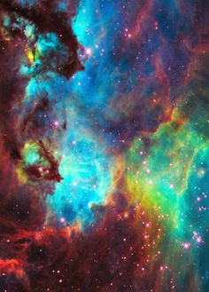 True meaning of the word Awesome! Nebula...the formation of stars. Such a beautiful sight.